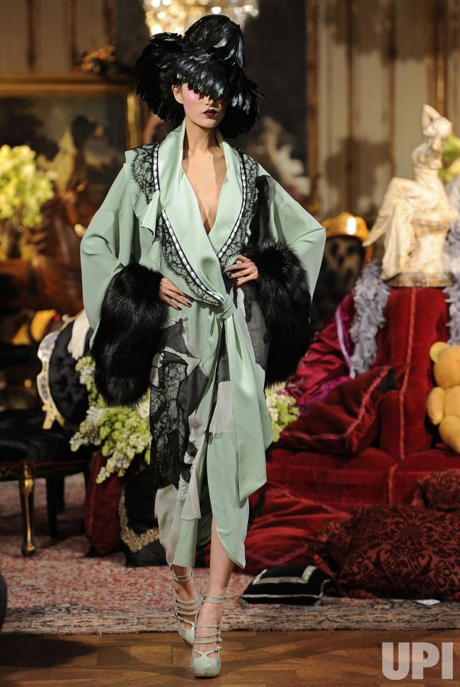 Fashion Week - John Galliano