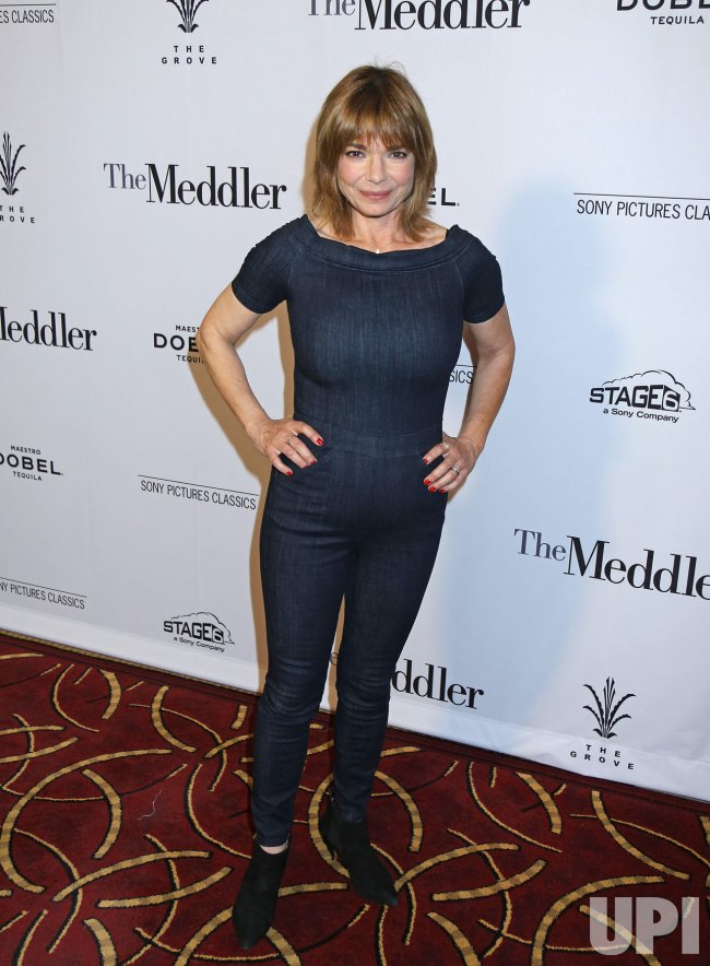 "Laura San Giacomo attends ""The Meddler"" premiere in Los Angeles - UPI.com"
