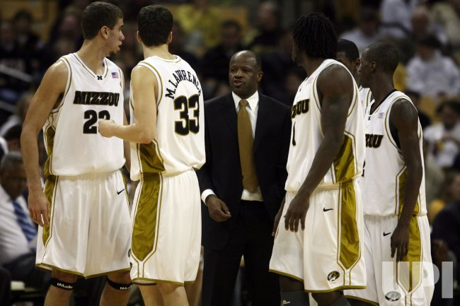 Missouri head basketball coach suspends five key players