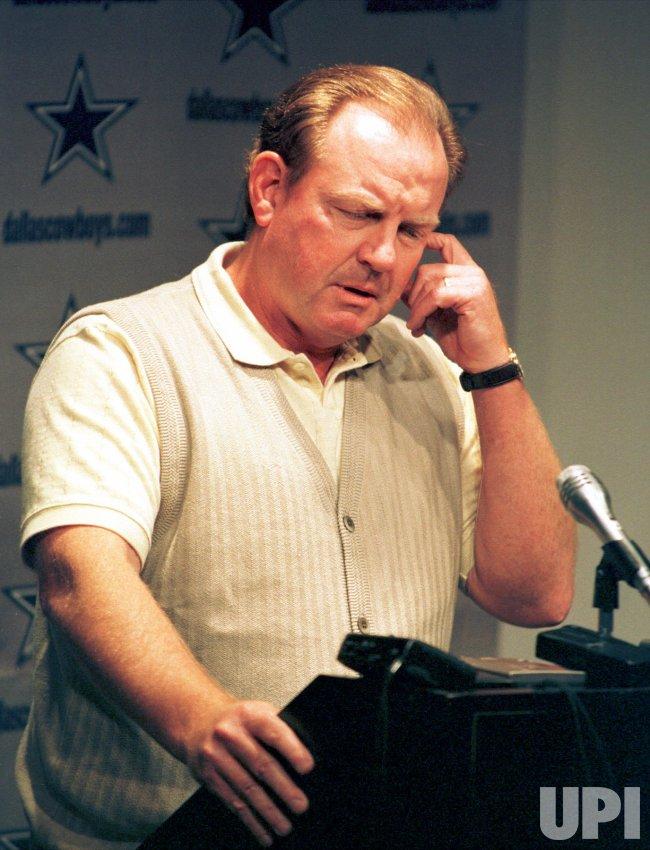 Dallas Cowboys' head coach fired
