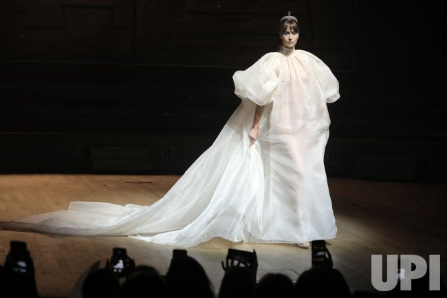 Stephane Rolland Couture Fashion in Paris