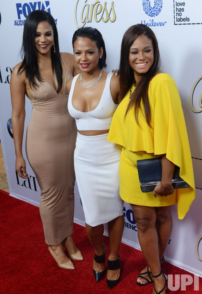 "Liz, Christina, and Danielle Milian attend the Latina ""Hot List"" Party in West Hollywood"