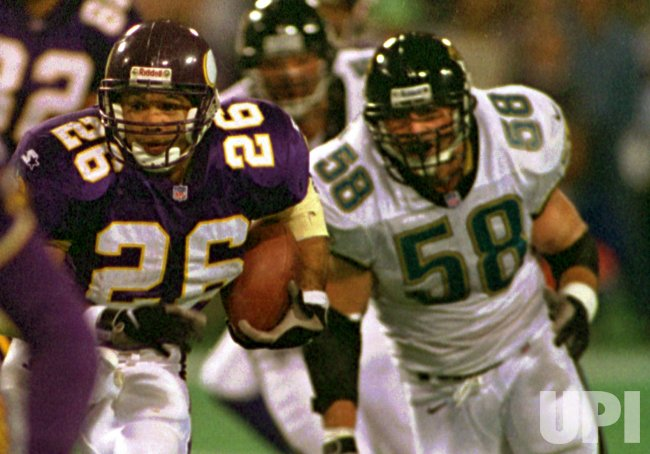 Minnesota Vikings vs Jacksonville Jaguars