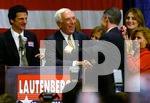 Lautenberg Wins New Jersey Senate Election
