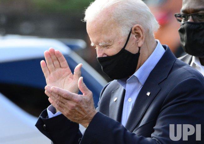 "Biden's ""Build Back Better"" Train Tour in Pennsylvania"