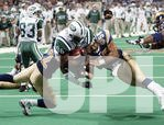 NEW YORK JETS VS ST. LOUIS RAMS FOOTBALL