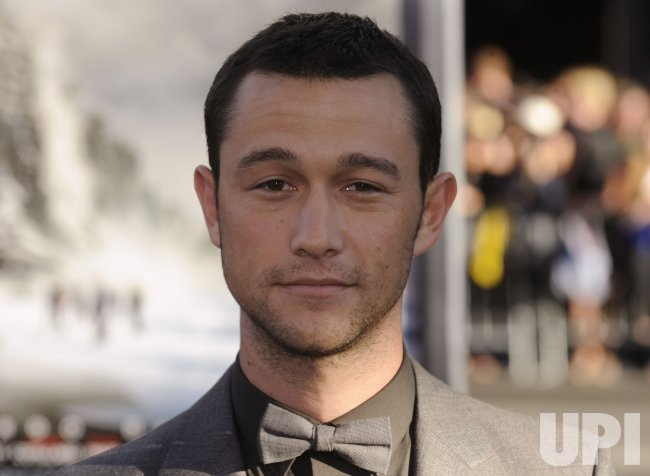 "Joseph Gordon-Levitt attends the premiere of the film ""Inception"" in Los Angeles"
