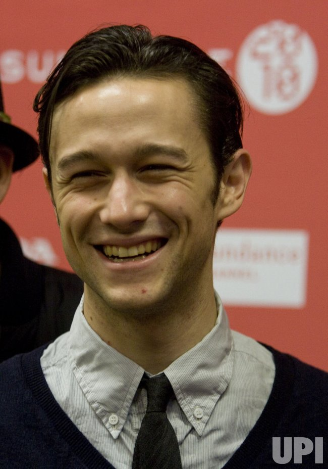 Gordon-Levitt Arrives at Sundance Film Festival in Park City, Utah