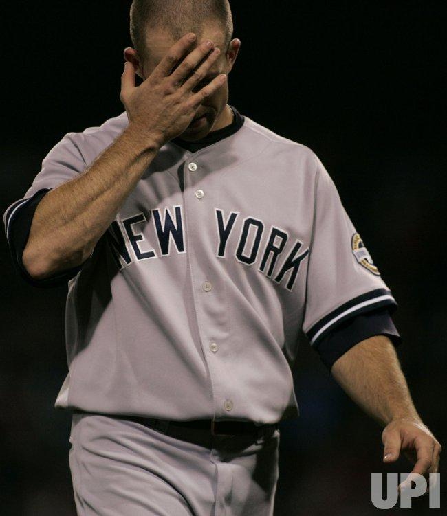MLB New York Yankees vs Boston Red Sox