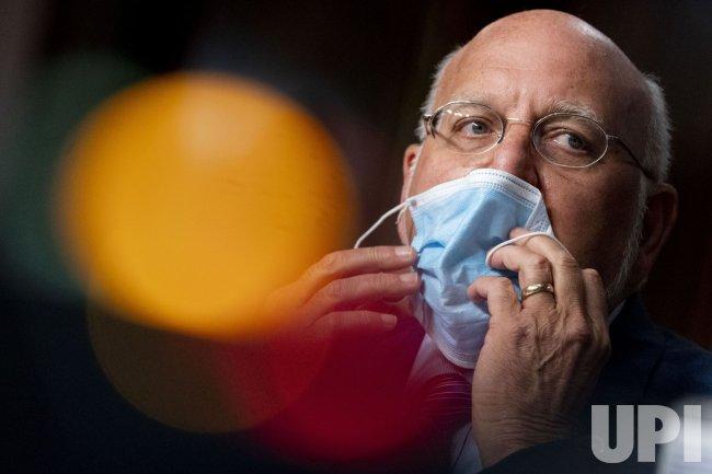 CDC Director Dr. Robert Redfield Testifies at Senate Hearing in DC