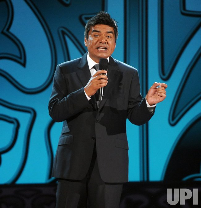 George Lopez co-hosts the ALMA Awards in Los Angeles