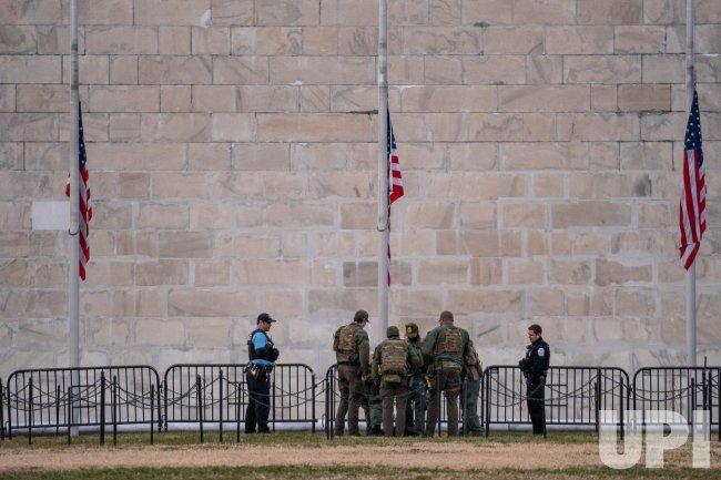 Security ahead of Inauguration