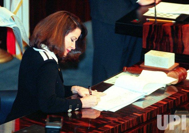 Harris Certifies Electoral Votes