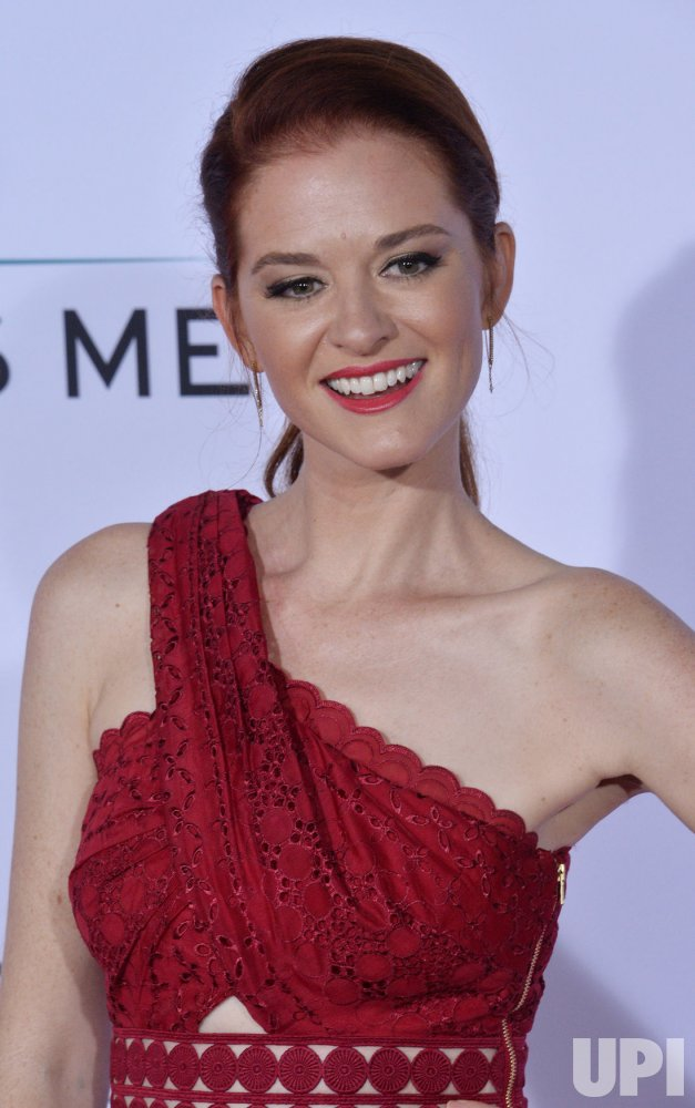 "Sarah Drew attends the ""Same Kind of Different as Me"" premiere in Los Angeles"