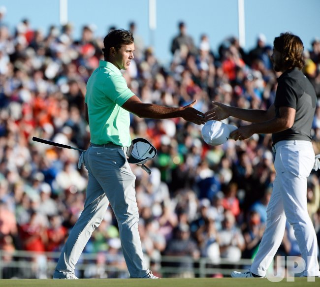 Round 4 of the U.S. Open Golf Championship at Erin Hills in Wisconsin
