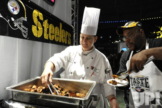 Taste of the NFL Charity Event in St. Petersburg