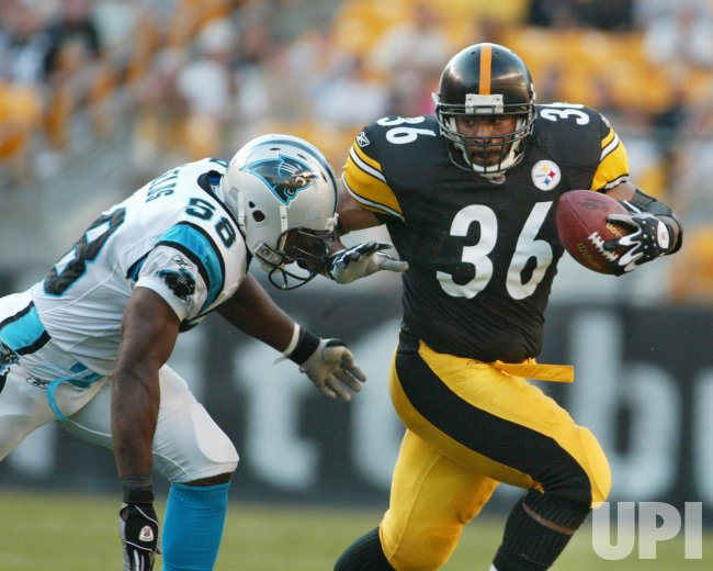 STEELERS VS. PANTHERS