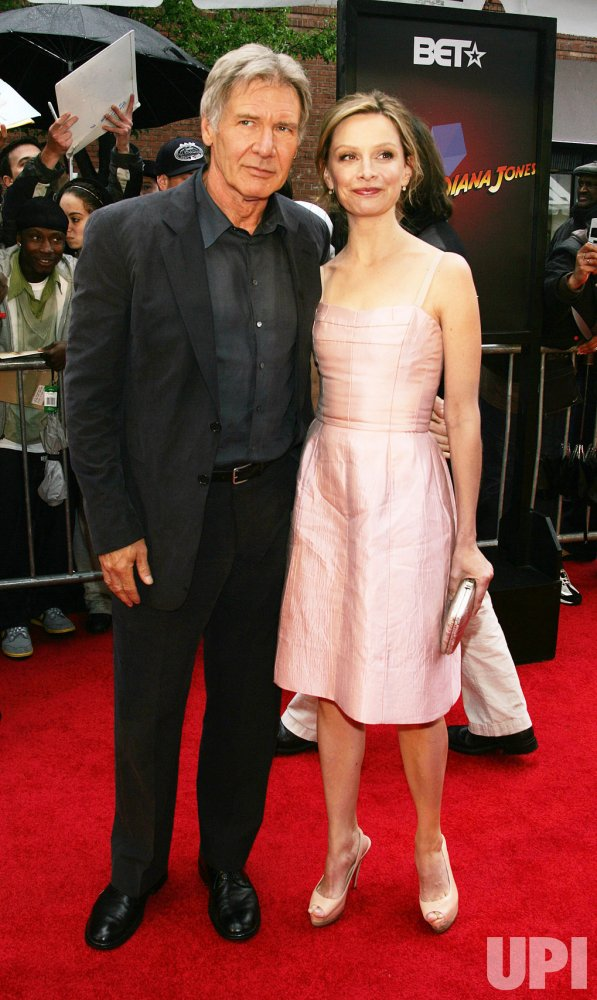 """Indiana Jones and the Kingdom of the Crystal Skull"" Premiere in New York"