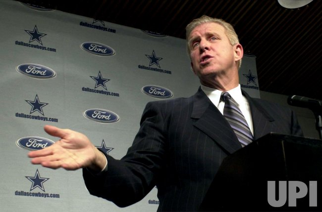 Cowboys Name Parcells Head Coach