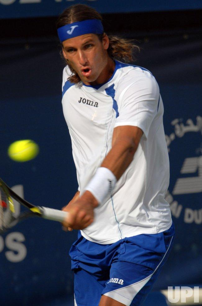 MEN'S DUBAI TENNIS CHAMPIONSHIPS