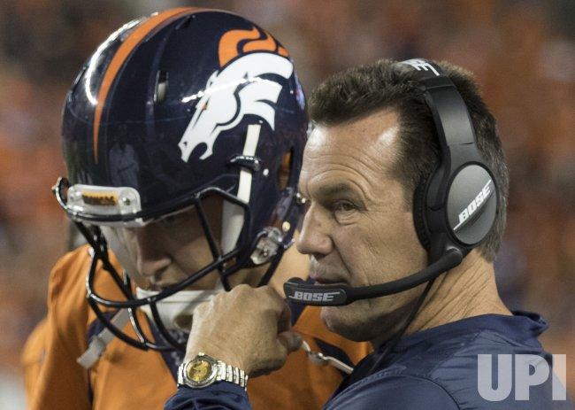Broncos head coach Kubiak may step down in Denver