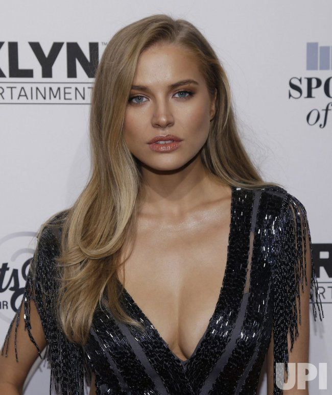 Tanya Mityushina arrives at SI Sportsperson of the Year