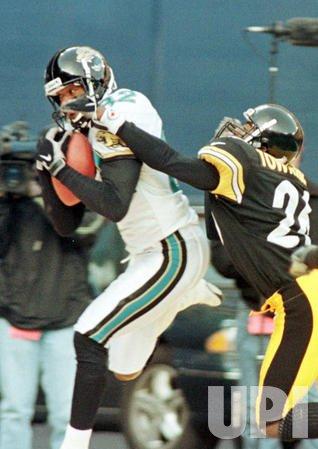 Jacksonville Jaguars vs Pittsburgh Steelers