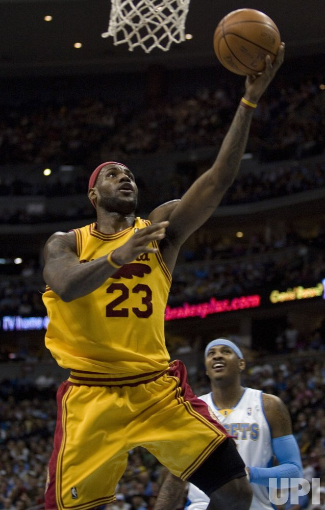 LeBron James named NBA MVP