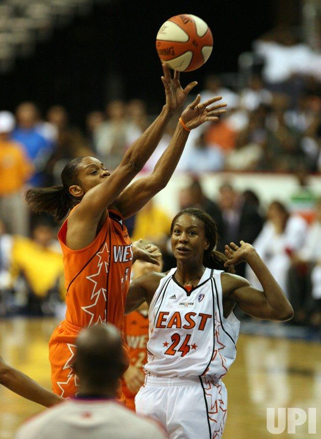 WNBA ALL-STAR GAME IN WASHINGTON