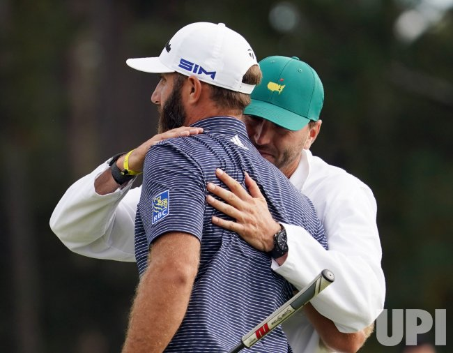 Dustin Johnson Wins the 2020 Masters Tournament in Augusta