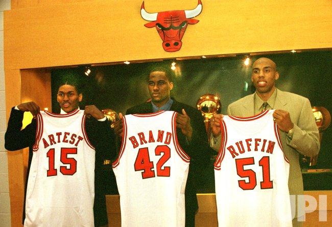 Chicago Bulls draft pick