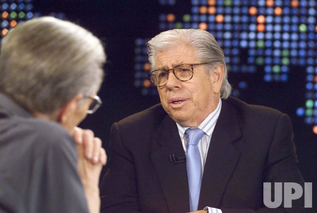 CARL BERNSTEIN INTERVIEWED ON LARRY KING