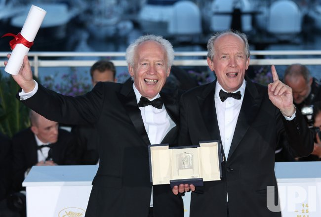 """Jean-Pierre and Luc Dardenne win """"Best Director"""" award at the Cannes International Film Festival"""