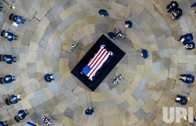 Tribute to Fallen Capitol Police Officer in Washington