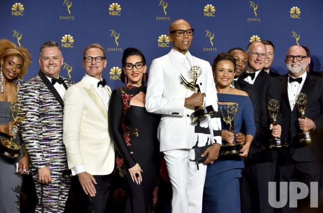 RuPaul's Drag Race wins award at the 70th Primetime Emmy Awards in Los Angeles