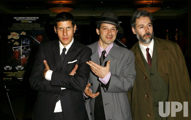 NEW YORK CITY FILM PREMIERE OF AWESOME; I FUCKIN' SHOT THAT! WITH THE BEASTIE BOYS