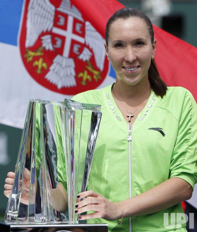 2010 BNP Paribas Tennis Open in Indian Wells