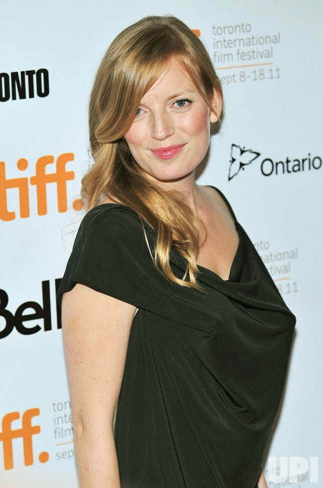 Sarah Polley attends 'Take This Waltz' world premiere at the Toronto International Film Festival