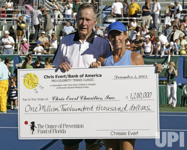 CHRIS EVERT PRO-CELEBRITY TENNIS CLASSIC