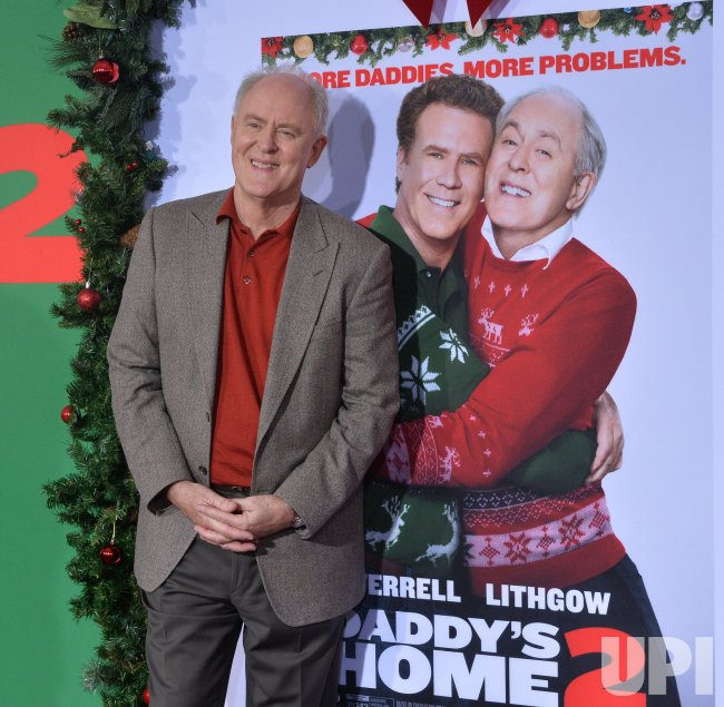 """John Lithgow attends the """"Daddy's Home 2"""" premiere in Los Angeles"""