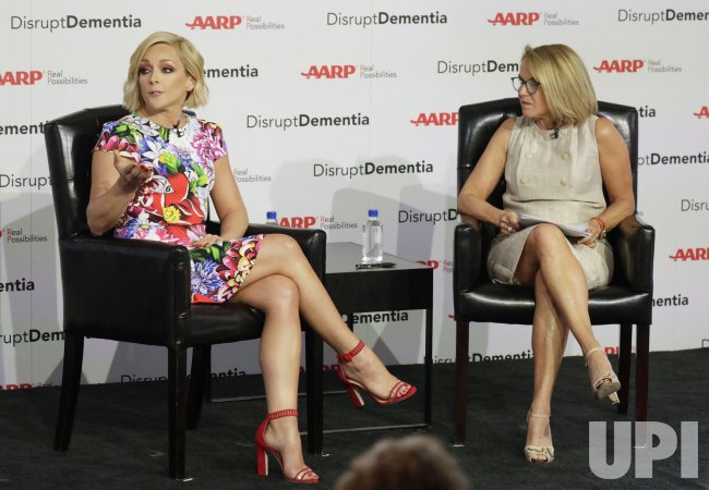 AARP Brain Health event featuring Katie Couric and Jane Krakowski