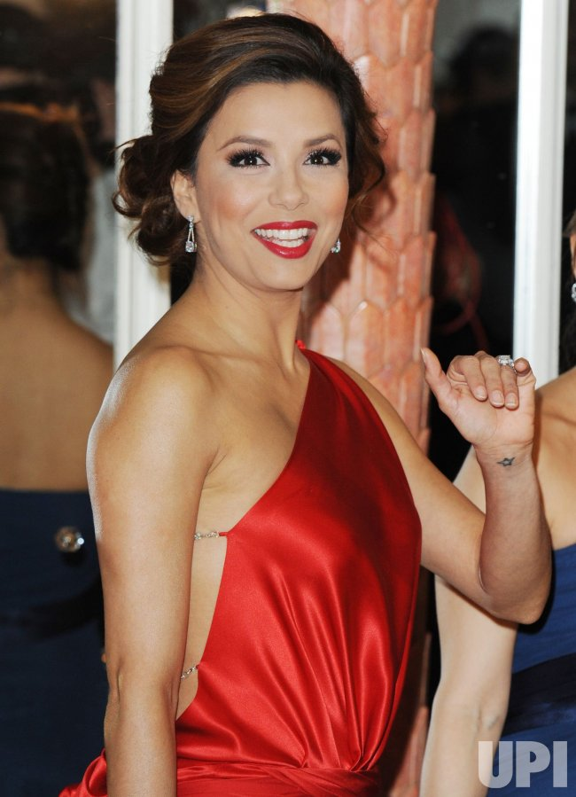 "Eva Longoria Parker attends ""The Noble Gift Gala"""