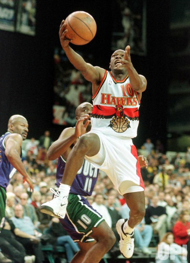 c1303ac9568 Atlanta Hawks Mookie Blaylock - UPI.com