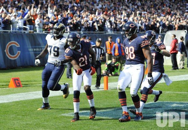 St. Louis Rams vs. Chicago Bears