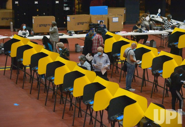 Early Voting Centers Open Across L.A. County