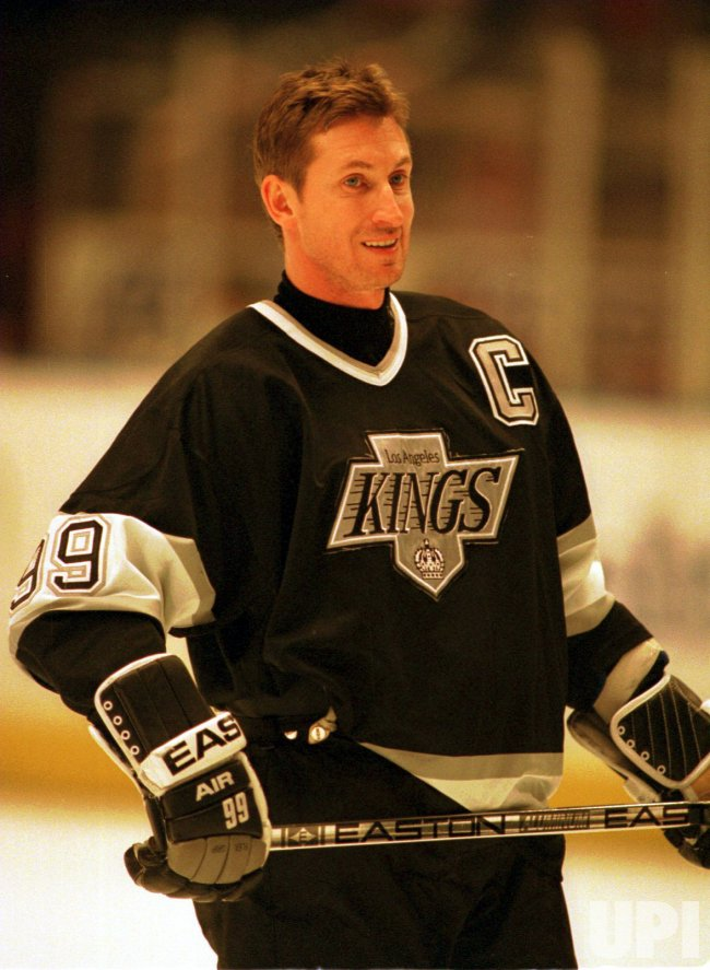 Kings Wayne Gretzky