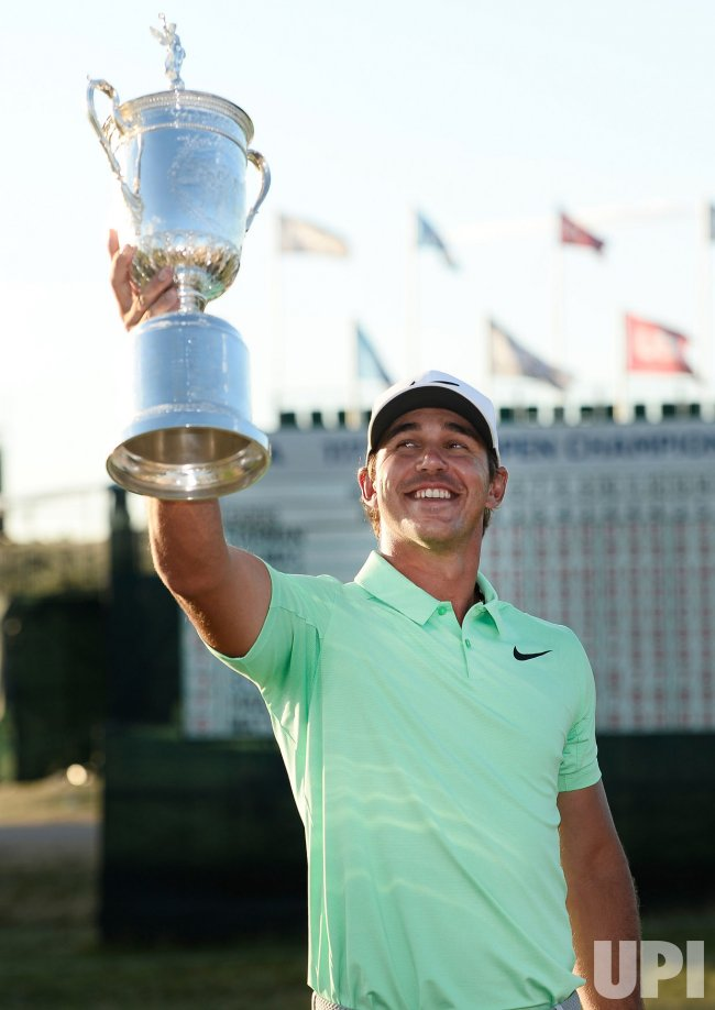 Brooks Koepka win the 2017 U.S. Open Golf Championship at Erin Hills in Wisconsin
