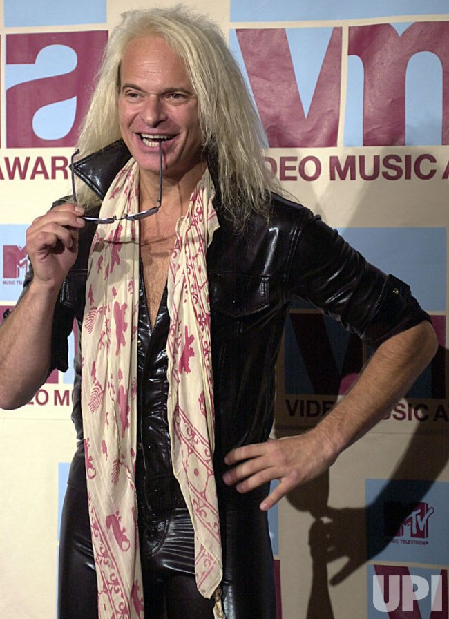 David Lee Roth at the 2002 MTV Video Music Awards