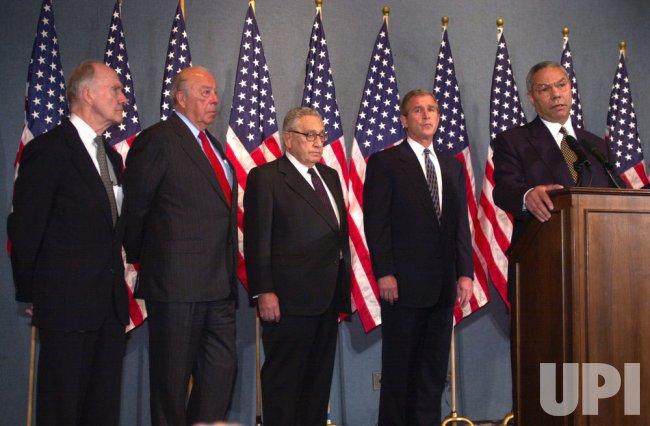 Bush supports anti-missile program