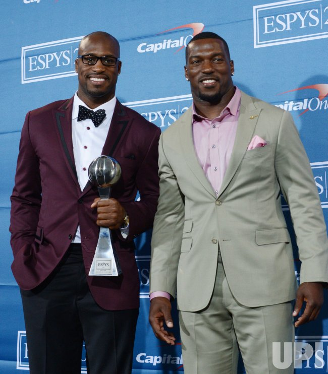 The 2012 ESPY Awards in Los Angeles